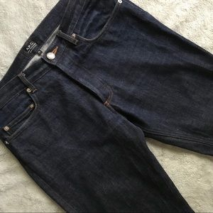 A.P.C. Jeans Straight Denim Selvedge Edge Indigo